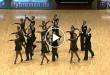 grupo de bailarinos